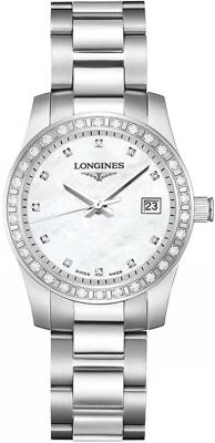 Longines Conquest Quartz Ladies 29.5mm L3.300.0.87.6