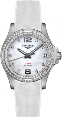 Longines Conquest V.H.P. 36mm L3.316.0.87.9