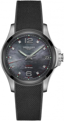 Longines Conquest V.H.P. 36mm L3.319.4.88.9