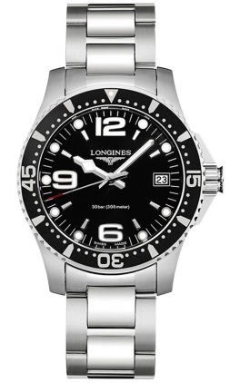 Longines HydroConquest Quartz 34mm L3.340.4.56.6
