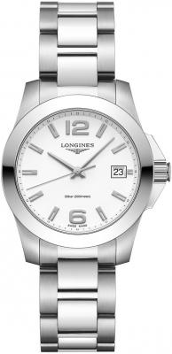 Longines Conquest Quartz 34mm L3.377.4.16.6