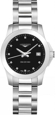 Longines Conquest Quartz 34mm L3.377.4.57.6
