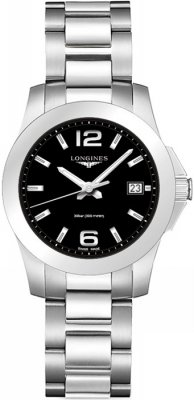 Longines Conquest Quartz 34mm L3.377.4.58.6