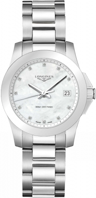 Longines Conquest Quartz 34mm L3.377.4.87.6