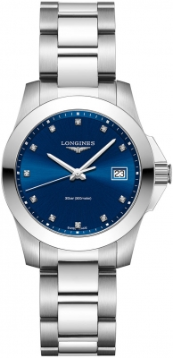 Longines Conquest Quartz 34mm L3.377.4.97.6