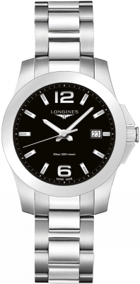 Longines Conquest Quartz 36mm L3.378.4.58.6