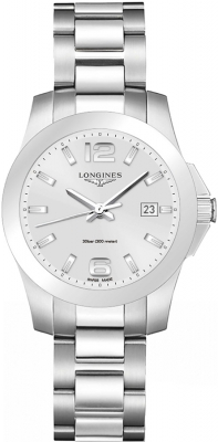 Longines Conquest Quartz 36mm L3.378.4.76.6