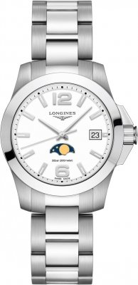 Longines Conquest Quartz 34mm L3.381.4.16.6