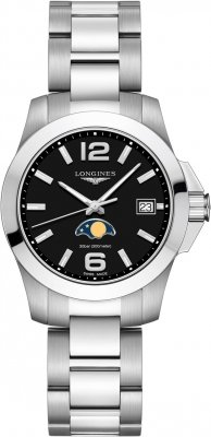 Longines Conquest Quartz 34mm L3.381.4.58.6