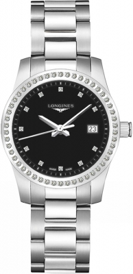 Longines Conquest Quartz 34mm L3.400.0.57.6
