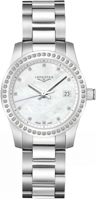 Longines Conquest Quartz 34mm L3.400.0.87.6