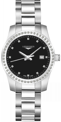 Longines Conquest Quartz 36mm L3.401.0.57.6