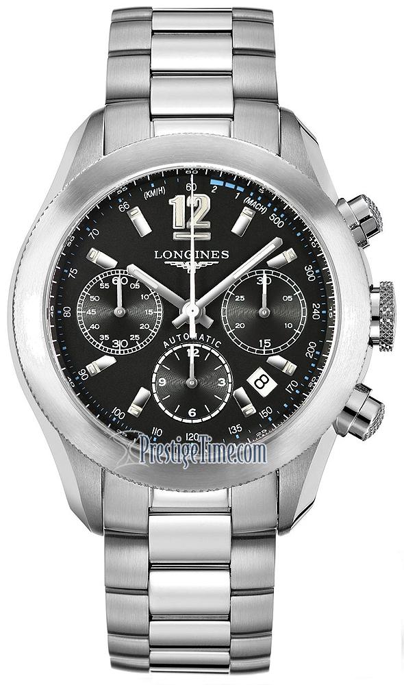 Longines grandvitesse automatic chronograph for 56 635