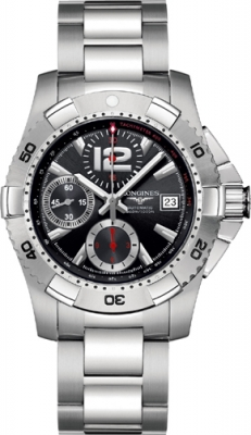 Longines HydroConquest Automatic Chronograph 41mm L3.651.4.56.6