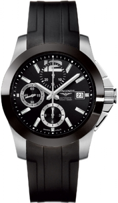 Longines Conquest Automatic Chrono 41mm L3.661.4.56.2