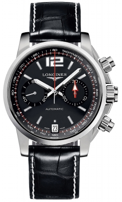 Longines Admiral Automatic Chronograph L3.666.4.56.2