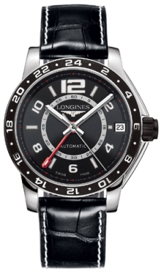 Longines Admiral GMT L3.668.4.56.0