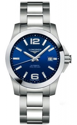 Longines Conquest Automatic 39mm L3.676.4.99.6
