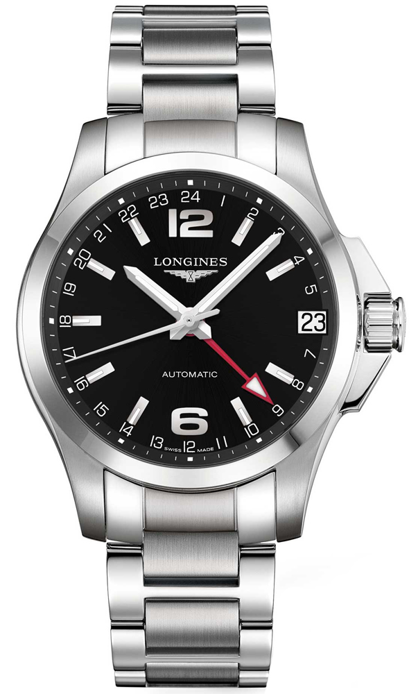 l3 687 4 56 6 longines conquest automatic 41mm mens watch