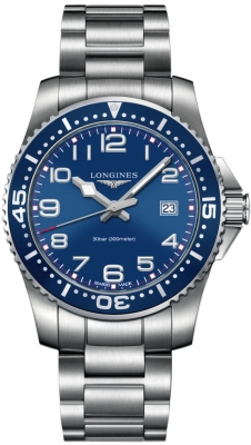 Longines HydroConquest Quartz 41mm L3.689.4.03.6