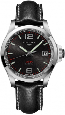 Longines Conquest V.H.P. 41mm L3.716.4.56.2