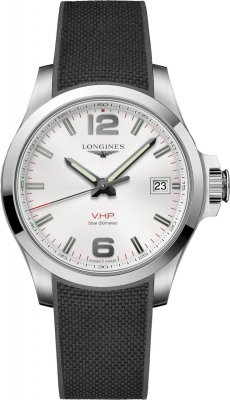Longines Conquest V.H.P. 41mm L3.716.4.76.9