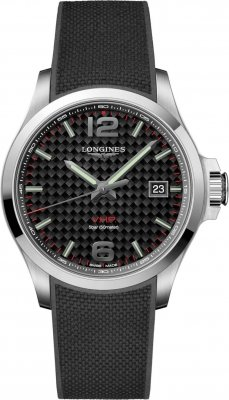 Longines Conquest V.H.P. 43mm L3.726.4.66.9
