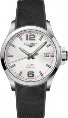 Longines Conquest V.H.P. 43mm L3.726.4.76.9