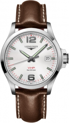 Longines Conquest V.H.P. 43mm L3.726.4.76.5