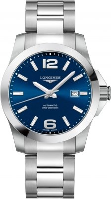 Longines Conquest Automatic 41mm L3.777.4.99.6