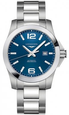 Longines Conquest Automatic 43mm L3.778.4.96.6