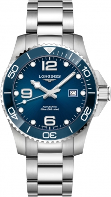 Longines HydroConquest Automatic 43mm L3.782.4.96.6
