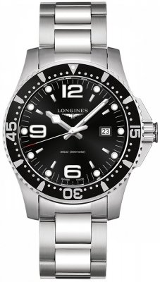 Longines HydroConquest Quartz 44mm L3.840.4.56.6