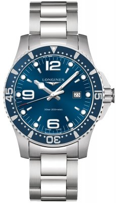 Longines HydroConquest Quartz 44mm L3.840.4.96.6