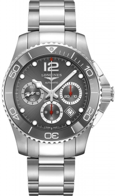 Longines HydroConquest Automatic Chronograph 43mm L3.883.4.76.6