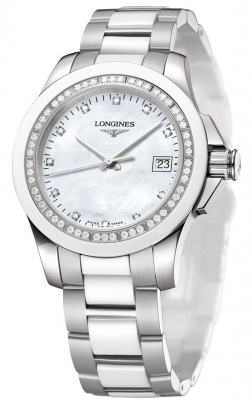 Longines Conquest Quartz 35mm L3.281.0.87.7