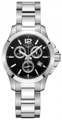 Longines Conquest Quartz Chrono 36mm L33794566