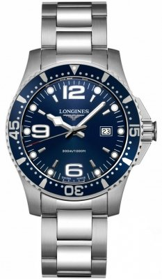 Longines HydroConquest Quartz 39mm L3.640.4.96.6