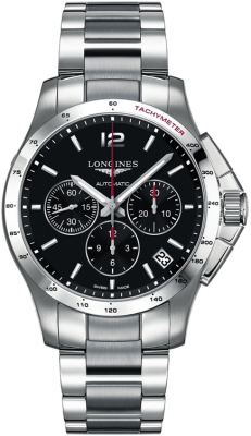 Longines Conquest Automatic Chrono 44.5mm L3.697.4.56.6