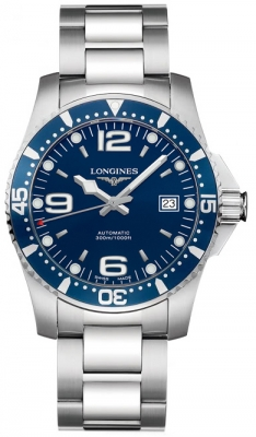 Longines HydroConquest Automatic 39mm L3.741.4.96.6
