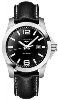 Longines Conquest Quartz 43mm L3.760.4.56.3