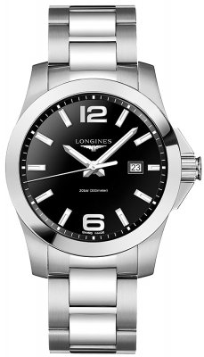 Longines Conquest Quartz 43mm L3.760.4.56.6