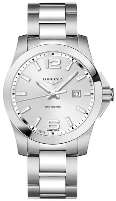Longines Conquest Quartz 43mm L3.760.4.76.6
