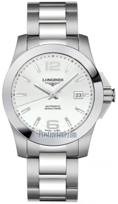 Longines Conquest Automatic 39mm L37764766