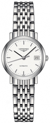 Longines Elegant Automatic 25.5mm L4.309.4.12.6