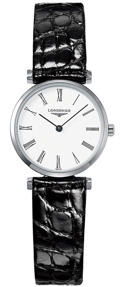 Longines L4.209.4.11.2 La Grande Classique - Stainless Steel Ladies Watches
