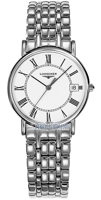 Longines L4.220.4.11.6 La Grande Classique Presence Quartz Ladies Watches