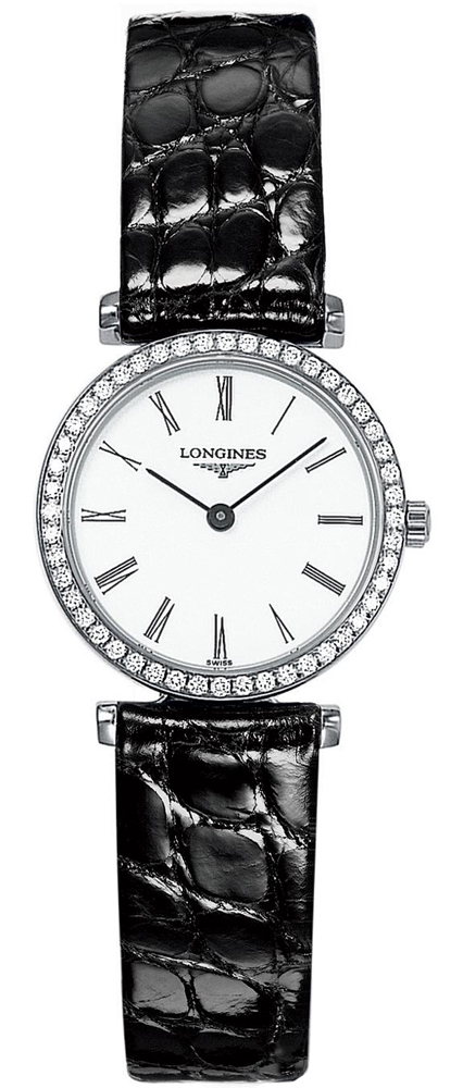 Longines L4.241.0.11.2 La Grande Classique - Stainless Steel Ladies Watches