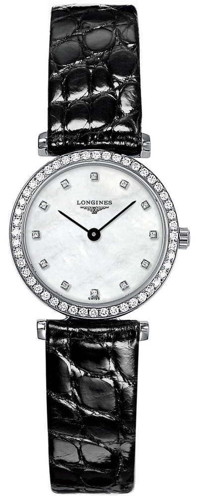 Longines L4.241.0.80.2 La Grande Classique - Stainless Steel Ladies Watches