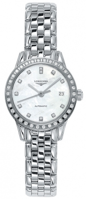 Longines Flagship Automatic 26mm L4.274.0.87.6